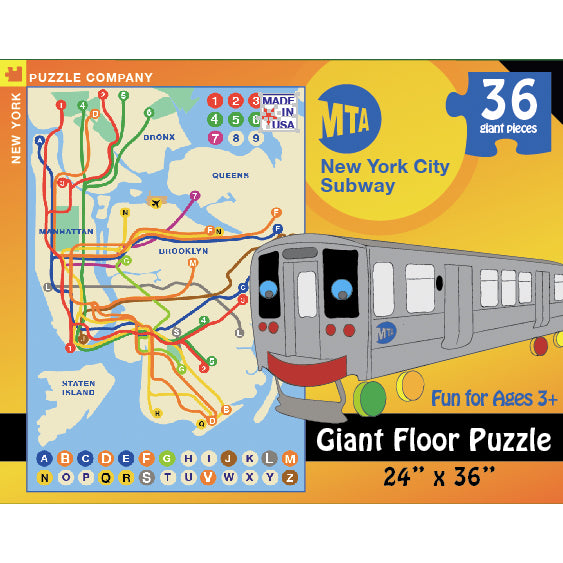 New York Kids Puzzle