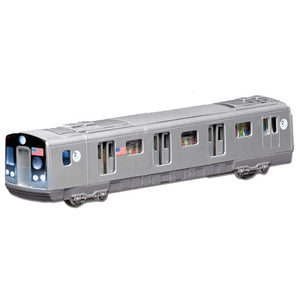 Pullback Subway Car Toy