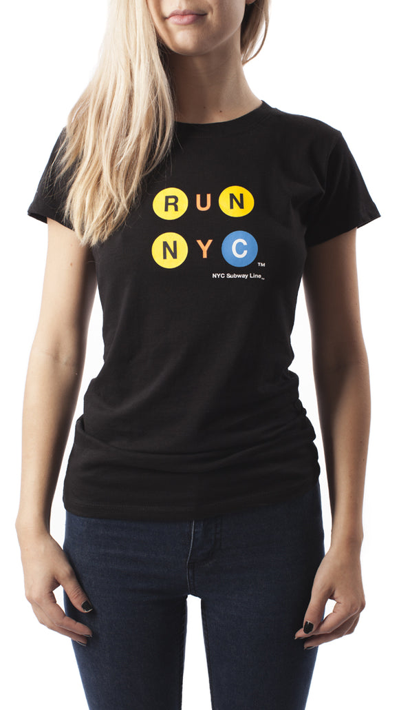 Run NYC Junior T-Shirt