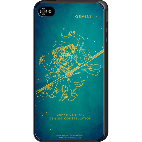 Grand Central Ceiling (Gemini) Cell Phone Case