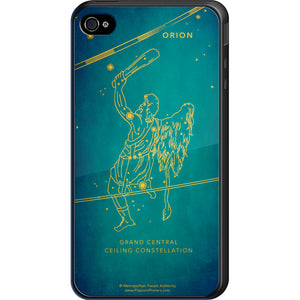 Grand Central Ceiling (Orion) Cell Phone Case