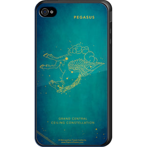 Grand Central Ceiling (Pegasus) Cell Phone Case