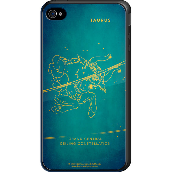 Grand Central Ceiling (Taurus) Cell Phone Case