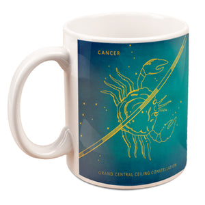 Grand Central Ceiling (Cancer) Mug