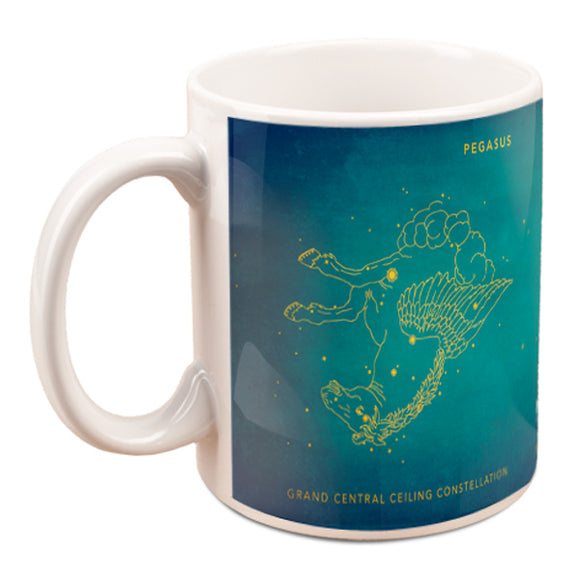 Grand Central Ceiling (Pegasus) Mug