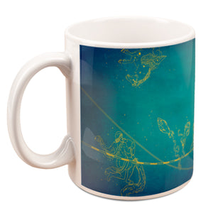 Grand Central Ceiling (Constellation) Mug
