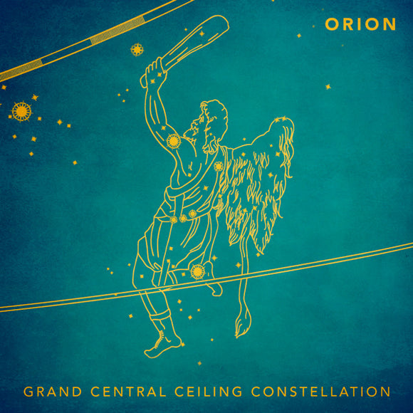 Grand Central Ceiling (Orion) Magnet