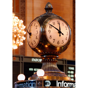 Grand Central Clock Magnet