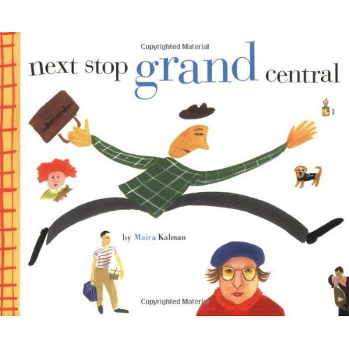Next Stop Grand Central Book