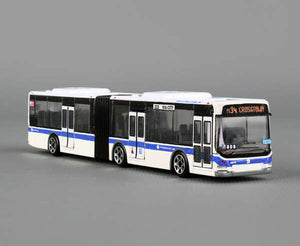 MTA Articulated Bus Small Model