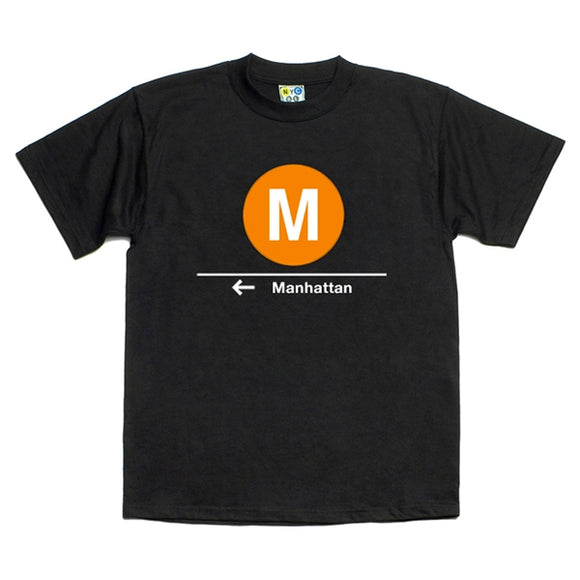 M (Manhattan) Toddler T-Shirt