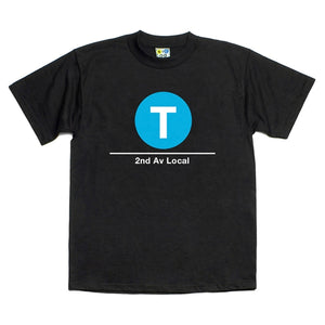 T (2nd Avenue) Toddler T-Shirt