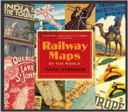 Railway Maps of the World (Paperback) Book