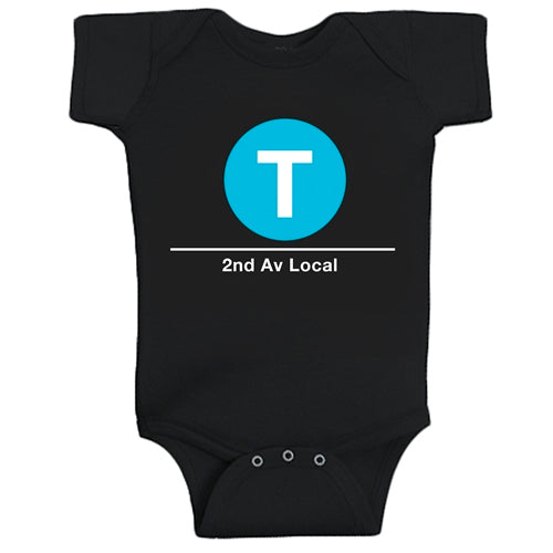 T (2nd Avenue) Infant Bodysuit