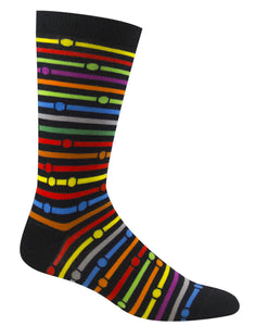 Subway Lines Socks