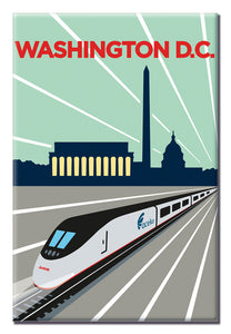 Acela (Washington, DC) Magnet