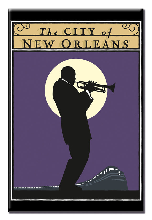 City of New Orleans Magnet