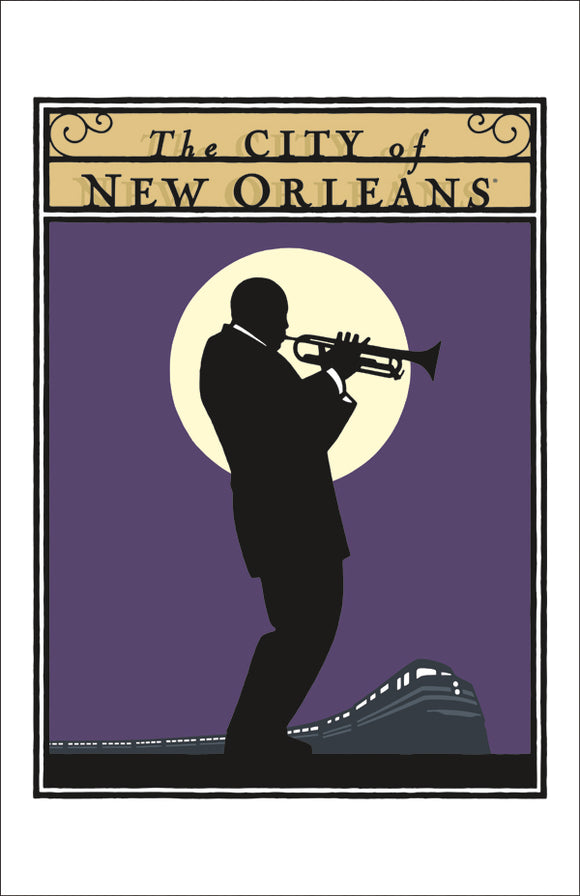 City of New Orleans Print