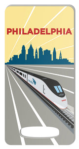 Acela (Philadelphia) Luggage Tag