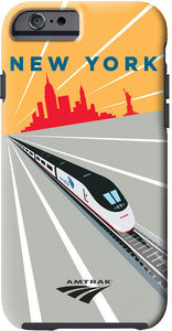 Acela (New York) iPhone Case