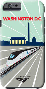 Acela (Washington, DC) iPhone Case
