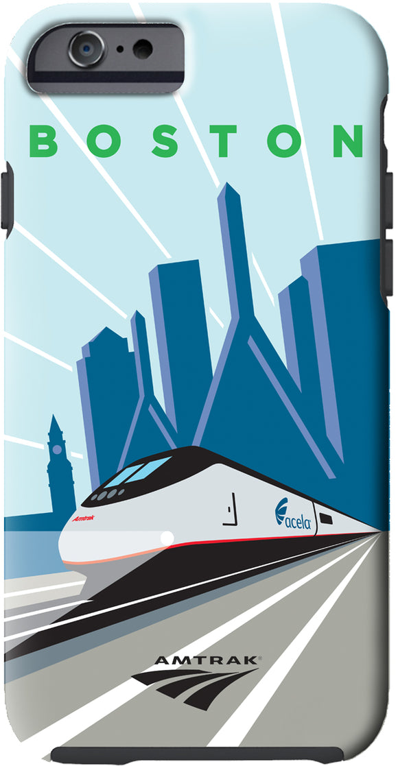 Acela (Boston) iPhone Case