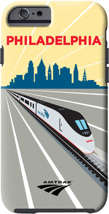 Acela (Philadelphia) iPhone Case