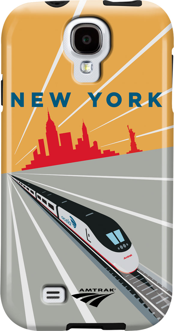 Acela (New York) Galaxy Case