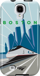 Acela (Boston) Galaxy Case