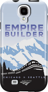 Empire Builder (Chicago to Seattle) Galaxy Case