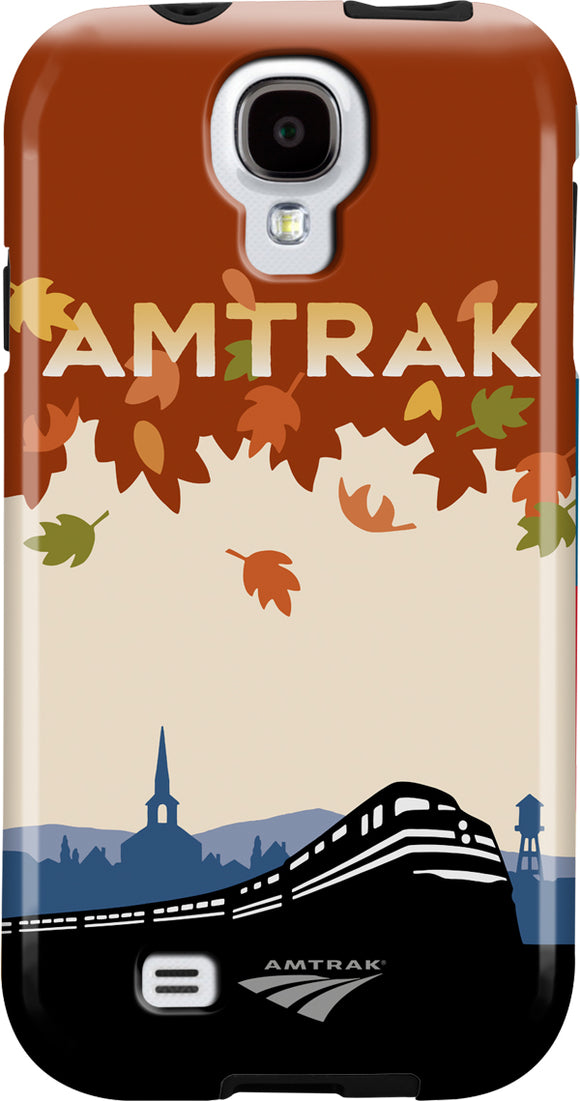 Amtrak (Fall Leaves) Galaxy Case