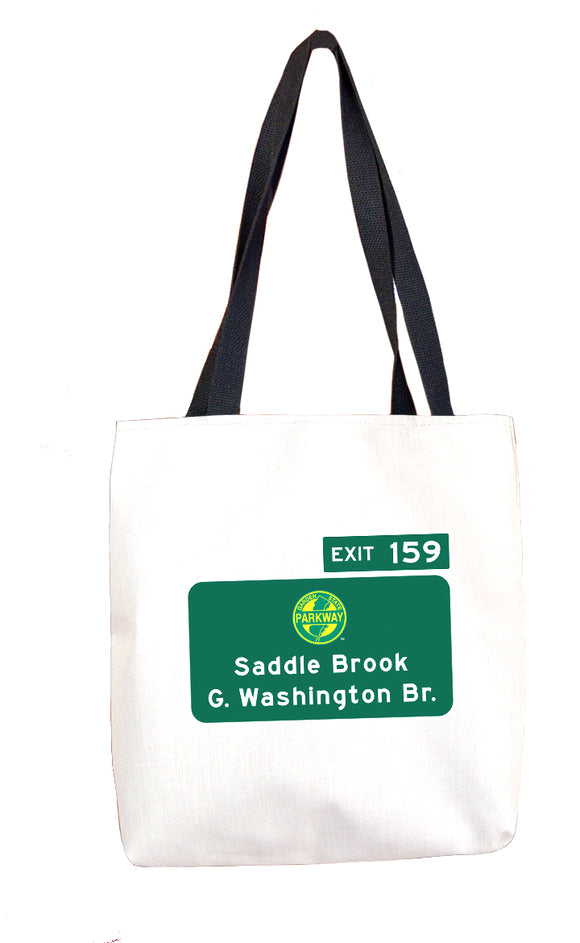 Saddle Brook / GWB (Exit 159) Tote