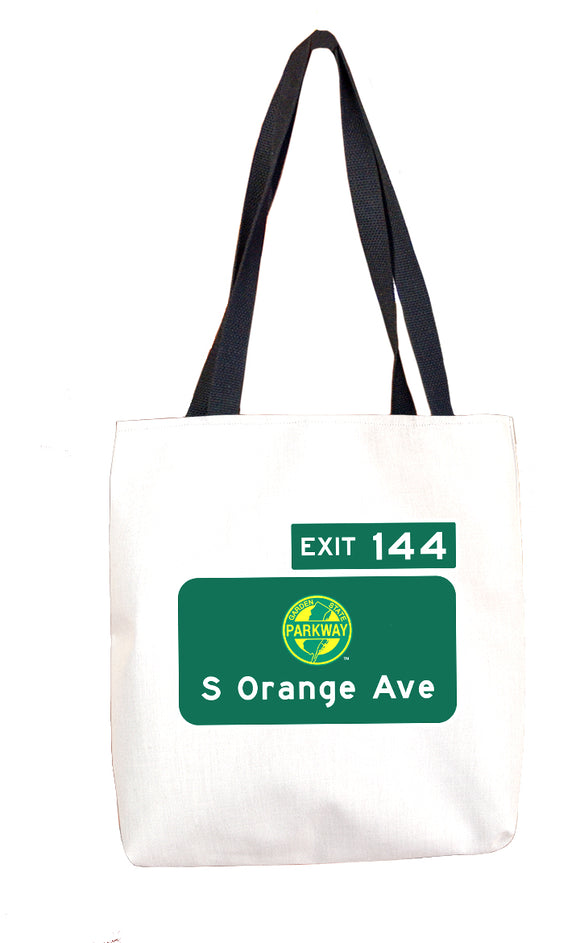 S Orange Ave (Exit 144) Tote