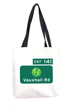 Vauxhall Rd. (Exit 141) Tote