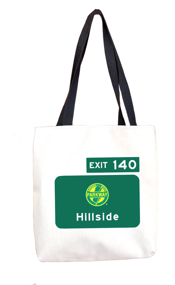 Hillside (Exit 140) Tote