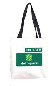 Metropark (Exit 131B) Tote