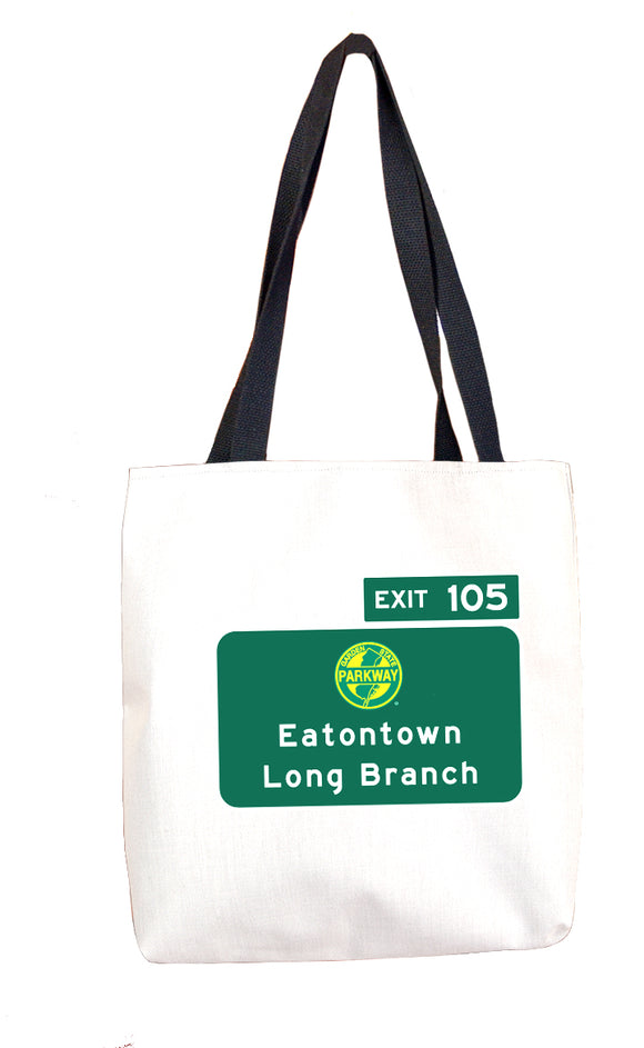 Eatontown / Long Branch (Exit 105) Tote