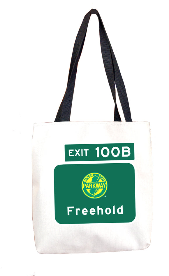 Freehold (Exit 100B) Tote