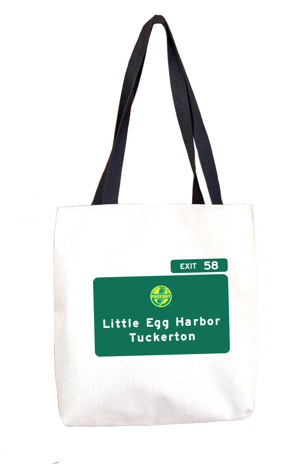 Little Egg Harbor  / Tuckerton (Exit 58) Tote