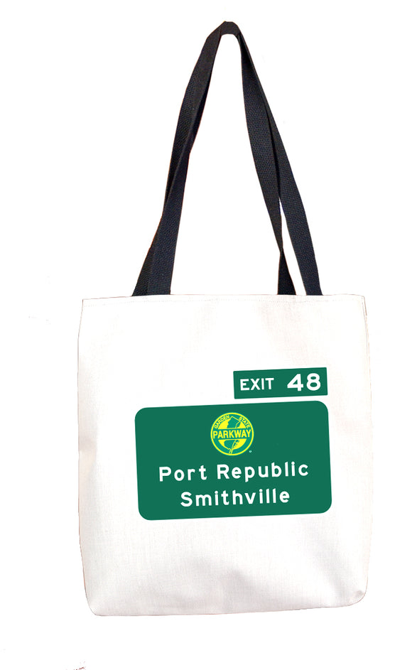 Port Republic / Smithville (Exit 48) Tote