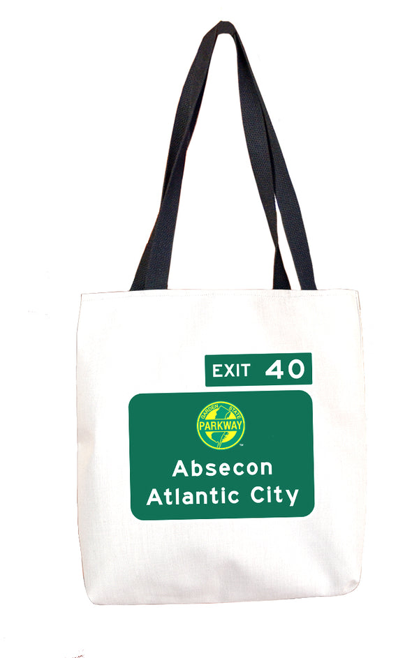 Absecon / Atlantic City (Exit 40) Tote
