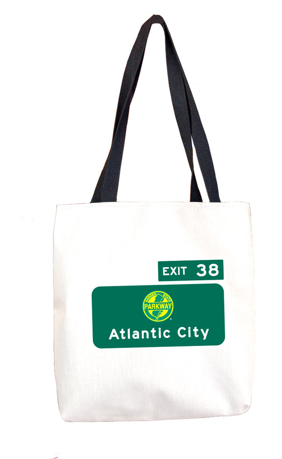Atlantic City (Exit 38) Tote