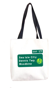Sea Isle City / Woodbine (Exit 17) Tote