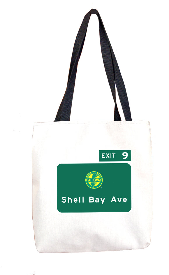 Shell Bay Ave (Exit 9) Tote