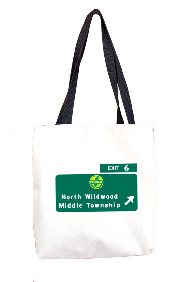 North Wildwood / Middle Township (Exit 6) Tote