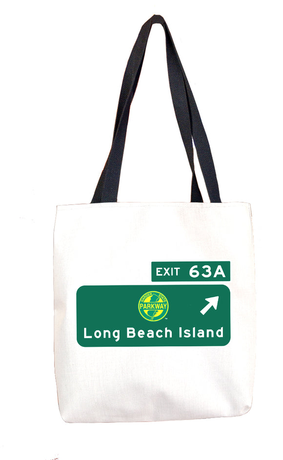 Long Beach Island (Exit 63A) Tote