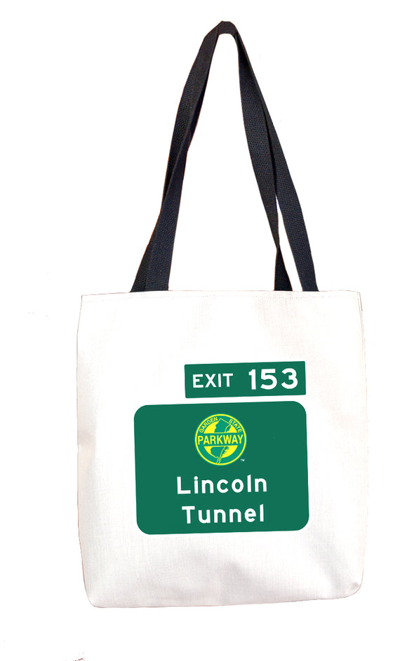 Lincoln Tunnel (Exit 153) Tote
