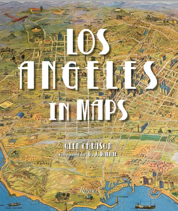 Los Angeles in Maps  Book