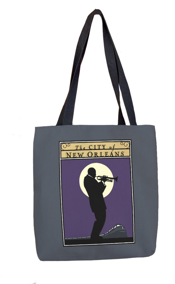 City of New Orleans Tote Bag