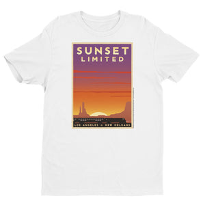 Sunset Limited (LA to New Orleans) T-shirt